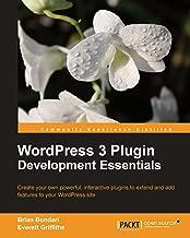 Best wordpress 3 plugin development essentials Reviews
