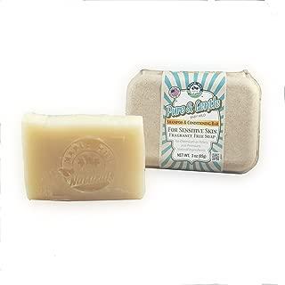 Maple Hill Naturals: Shampoo Bar, Hemp Seed Butter, Shea Butter, Avocado Oil, Jojoba Oil (Pure and Gentle Unscented)