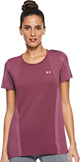 Under Armour Women's UA Vanish Seamless Short Sleeve T-Shirt