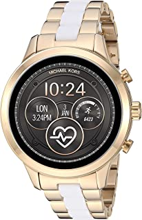 Michael Kors Access Runway Smartwatch - Powered with Wear OS by Google with Heart Rate, GPS, NFC, and Smartphone Notificat...