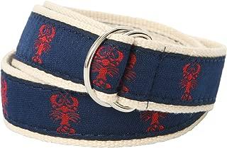 Bean Belts Boy's Preppy Lobsters Belt