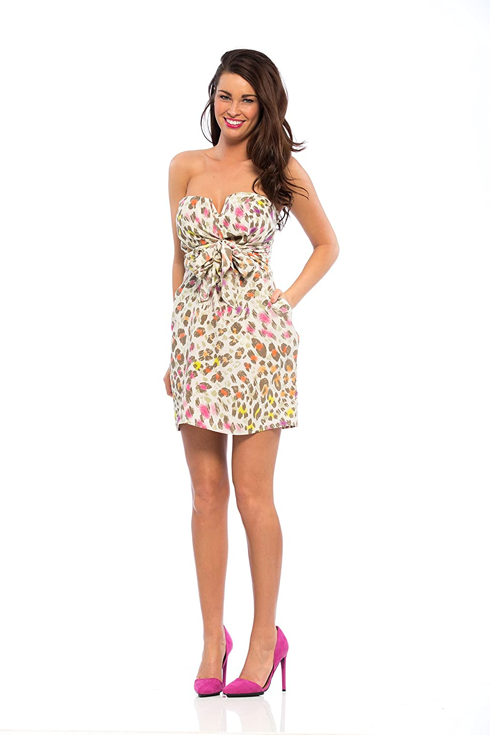 Charlie Jade Women's Nikkita Strapless Dress