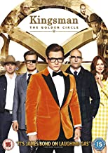 Kingsman: The Golden Circle 2017  Region2 Requires a Multi Region Player