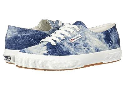 Superga 2750 Tie-Dye Sneaker (Denim Multi) Women