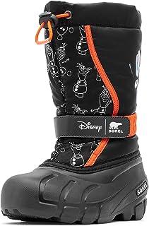 Sorel - Disney Frozen 2 Kids' Flurry Winter Snow Boot