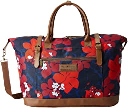 Floral Large Shopper