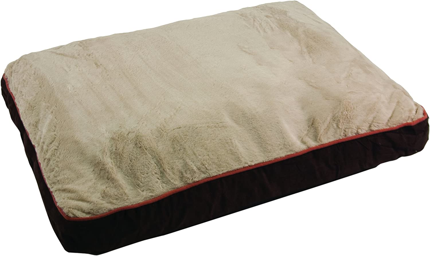 Dallas Manufacturing Co. 27Inch by 36Inch Gusseted Pet Bed