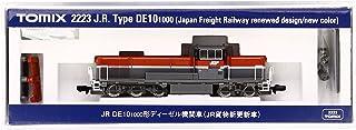 TOMIX Nゲージ DE10-1000 JR貨物新更新車 2223 鉄道模型 ディーゼル機関車