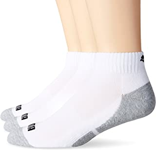 PUMA Men's 6 Pack Quarter Crew Socks