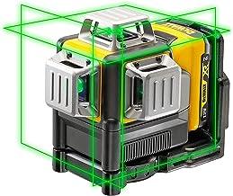DᴇWALT DCE089D1G-QW Laser 3 Linee 360° XR Litio 10.8V, 2.0Ah - Raggio Verde