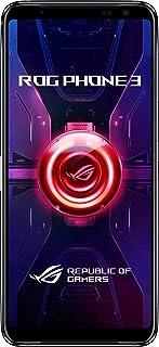 ASUS スマートフォン ROG Phone 3(12GB/512GB/Qualcomm Snapdragon 865 Plus/6.59型ワイド AMOLEDディスプレイ Corning Gorilla Glass 6/Android 10 ...