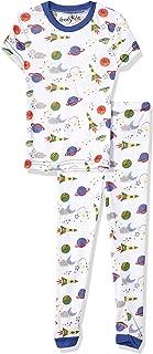 Boys' Outerspace Smooth 2 Piece Sleepwear Set Pajama