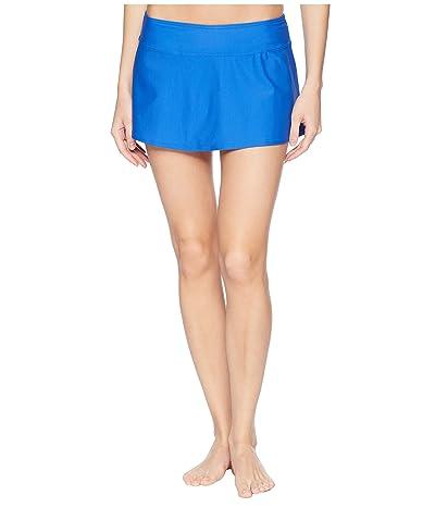 Prana Sakti Swim Skirt (Island Blue) Women