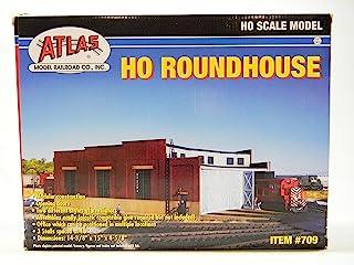 HO KIT 3-Stall Roundhouse