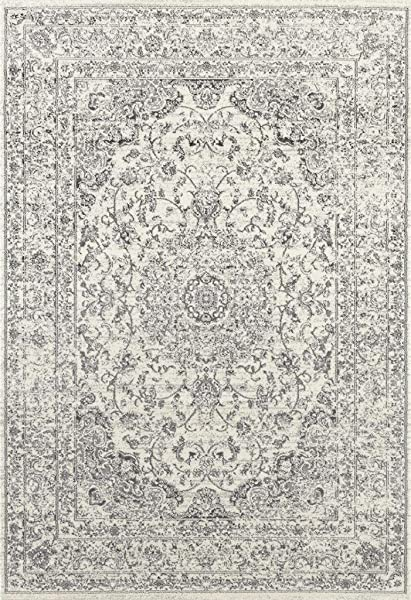 3212 Distressed Silver 7 10x10 6 Area Rug Carpet Large New