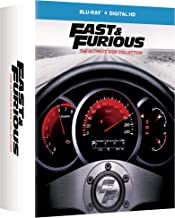 fast and furious blu ray limited edition