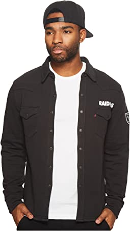 Raiders NFL Western Sweatshirt
