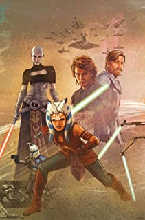 Best star wars the clone wars poster Reviews