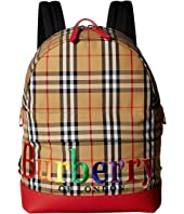 Burberry Kids - Nico Backpack