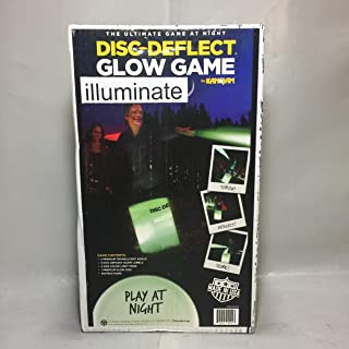 Kan Jam Disc Deflect Glow Game Set