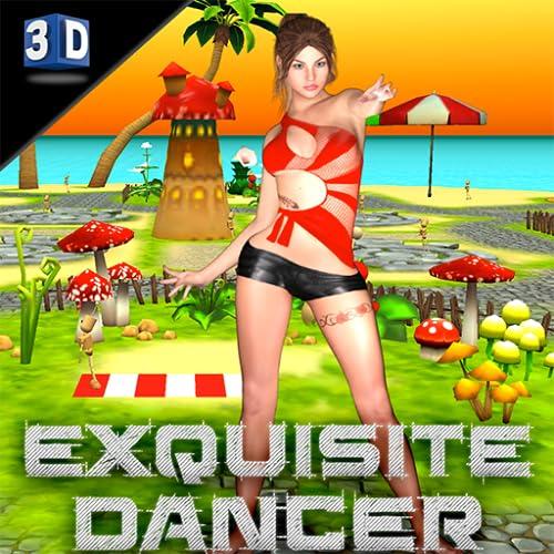 Exquisite Virtual Beach Dancer [HD+]