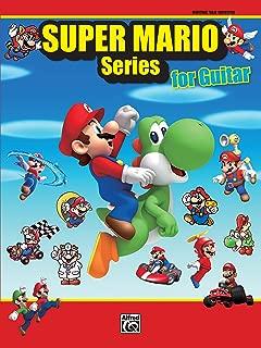 Super Mario Series for Guitar: Guitar TAB