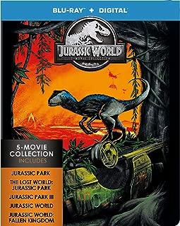 Jurassic World: 5-Movie Collection (Steelbook)