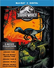 Jurassic World: 5-Movie Collection (Steelbook)
