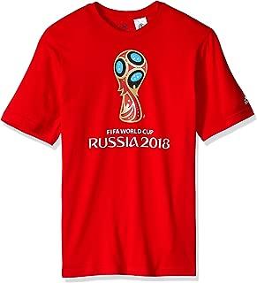 adidas Kid's FIFA World Cup Emblem Tee