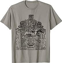 Mayan Space Man Astronaut T-Shirt Maya K'inich Janaab Pakal