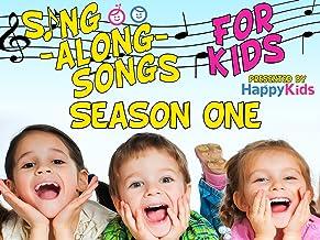 Sing-Along-Songs For Kids Season 1