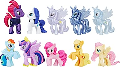 My Little Pony The Movie Magic of Everypony Round up mini figure collection