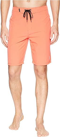 "Hurley Phantom One & Only 20"" Stretch Boardshorts"