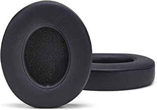 Replacement Ear Pads for Beats Studio 2 wired Studio 2 Studio 3 Wireless Headphones (Studio 2/3 Black, Black)