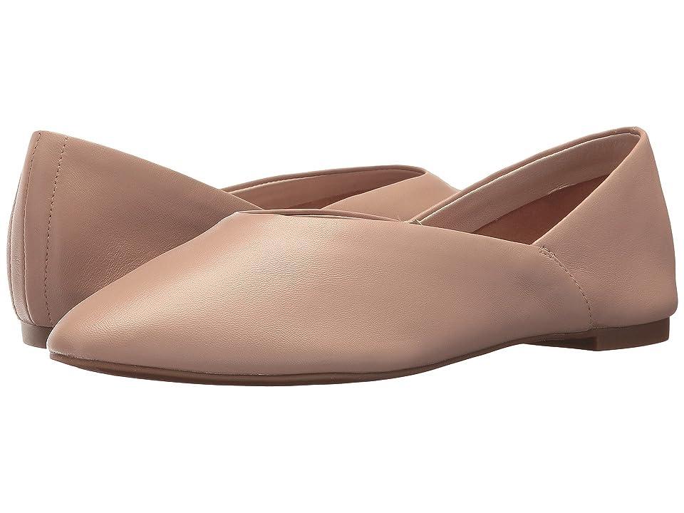 Nine West Monika 40th Anniversary Flat (Light Natural Leather) Women