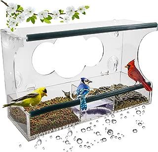 Best clear view bird house Reviews