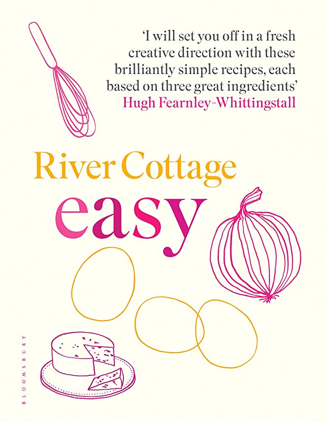 サービス警告する貼り直すRiver Cottage Easy (English Edition)