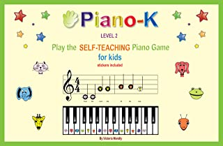 Piano-K, Play the Self-Teaching Piano Game for Kids. Level 2