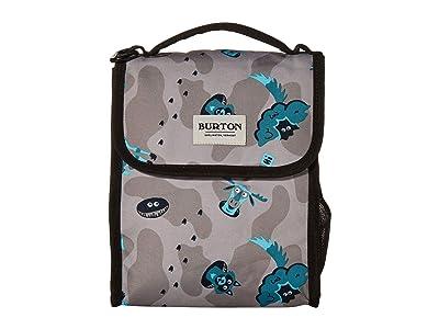 Burton Lunch Sack (Hide and Seek Print) Bags