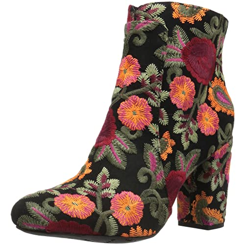 Embroidered Boots Amazon.com