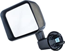 Best 2008 jeep wrangler driver side mirror Reviews