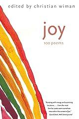 Joy: 100 Poems Capa comum