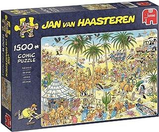 Jumbo 19059 Puzzel Jvh: De Oase 1500 Stukjes