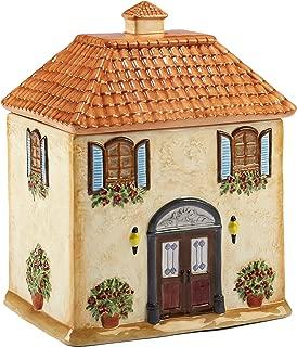Best ceramic house cookie jar Reviews