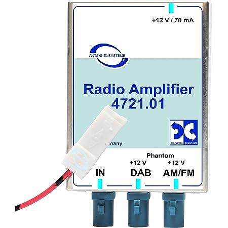 Antennentechnik Bad Blankenburg Rundfunkverstärker Mit Elektronik