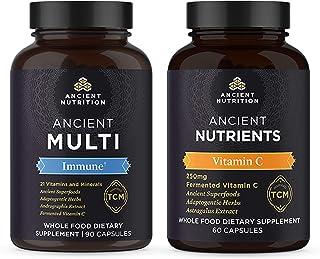 Ancient Multi Immune + Vitamin C Bundle