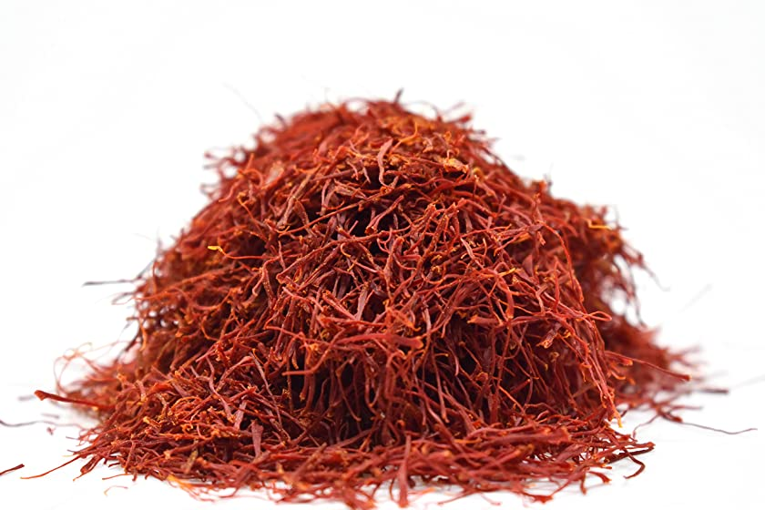 Persian Saffron Threads by Slofoodgroup Premium Quality Saffron Threads, All Red Saffron Filaments (various sizes) Grade I Saffron (1 Gram Saffron)