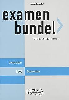 Examenbundel havo Economie 2020/2021