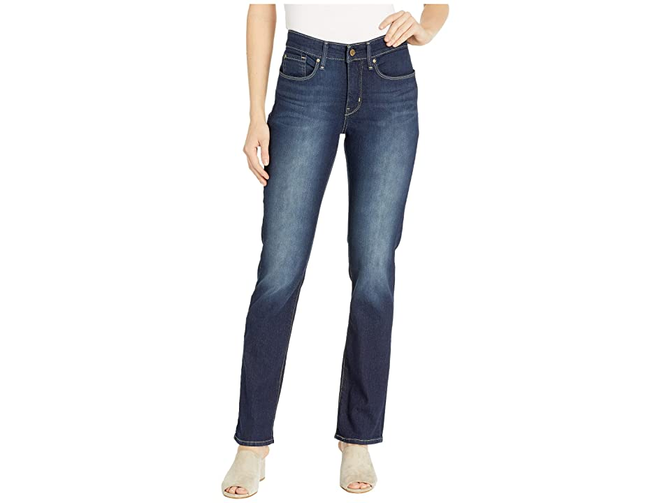 Signature by Levi Strauss & Co. Gold Label Totally Shaping Slim Straight Jeans (Perfection) Women