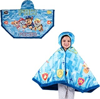 Franco Kids Bedding Super Soft and Cozy Snuggle Wrap Hoodie Blanket, 55